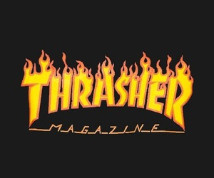 thrasher, wallpaper, and tumblr image