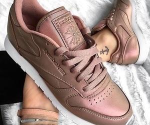 fashion, reebok, and shoes image