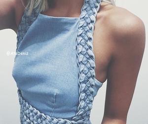 diy, fashion, and dress image