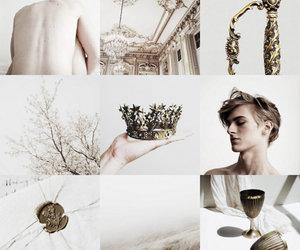 god, mythology, and norse image