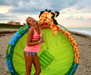 fun, smile, and summer image