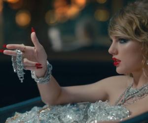 diamonds, beauty, and Taylor Swift image