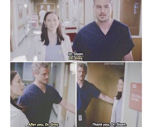 always, mark and lexie, and lol image