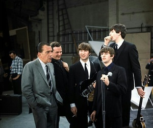60s, beatles, and the beatles image