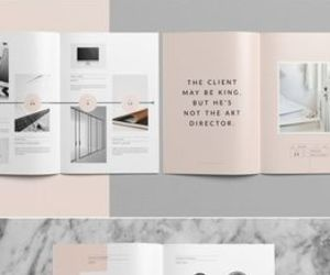 book, design, and portfolio image