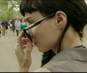 film, glasses, and movie image