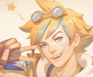 ezreal, lol, and league of legends image