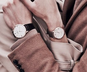 beige, fashion, and watches image