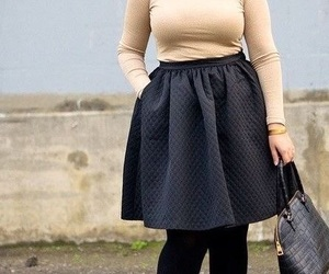 plus size and outfit image
