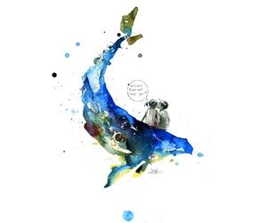 animals, illustration, and made image