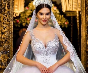 casamento, coroa, and noiva image