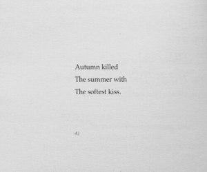 autumn, beautiful, and black&white image