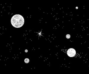 aquarius, aries, and astrology image