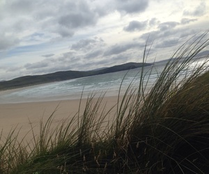 beach, donegal, and ireland image