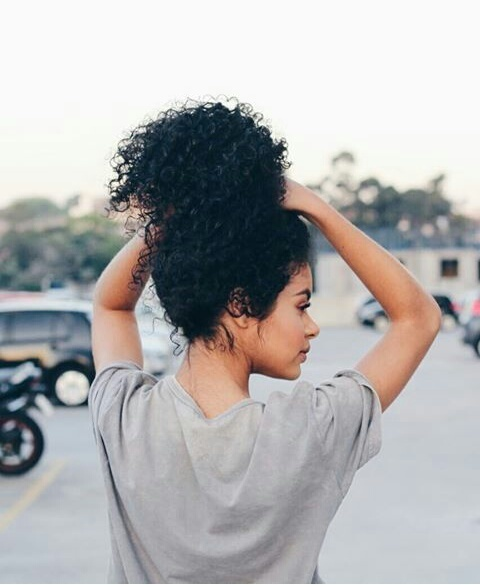 How To Grow Fine Natural Hair On We Heart It
