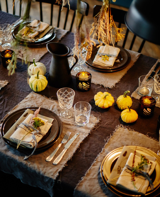 autumn, decor, and decoration image