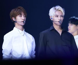 jun, wen junhui, and kpop image