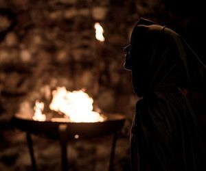 cloak and fire image