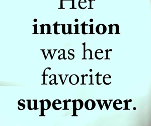 intuition, spirituality, and superpower image