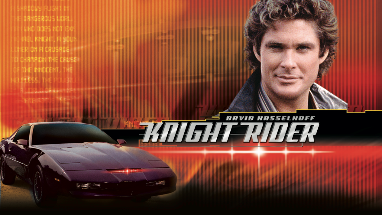 1980s, article, and Knight Rider image