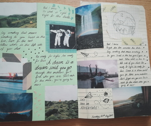 adventure, art, and journal image