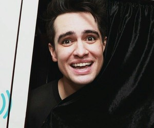 beautiful, brendon urie, and PANIC! image