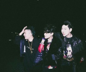 dean, zico, and crush image