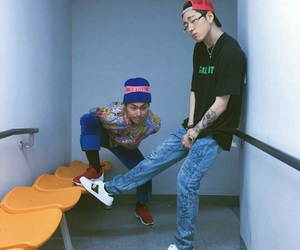 zico, asian, and kfashion image