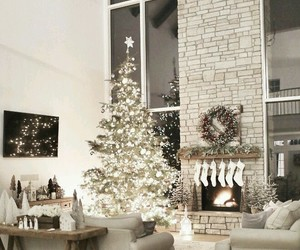 christmas, holiday, and home image