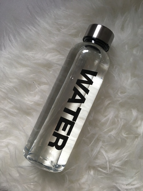 water, blog, and bottle image