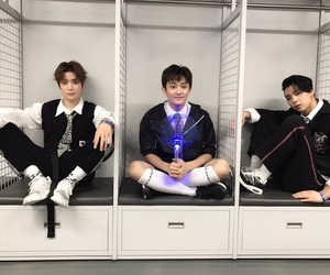 kpop, jaehyun, and johnny image