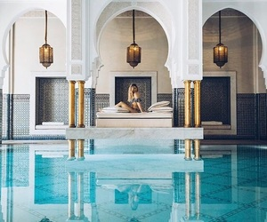 beautiful, marrakech, and travel image
