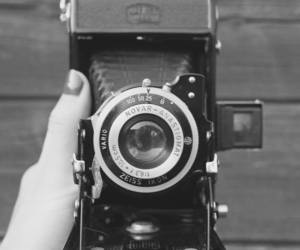 camera, fotografie, and old image