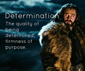 courage, determination, and dwarves image