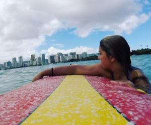 hawaii, passion, and waikiki image