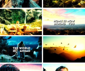 dwarves, movie, and the hobbit image