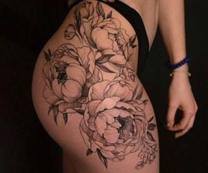 flower tattoos image