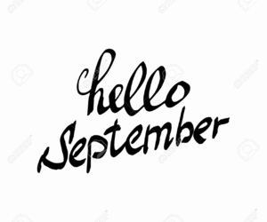September, hello september, and september 2017 image