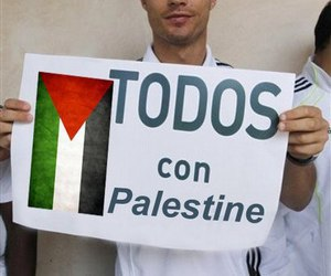 palestine, cristiano ronaldo, and Ronaldo image