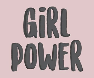 girl power, wallpaper, and background image