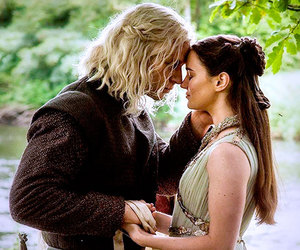 game of thrones, rhaegar targaryen, and lyanna stark image