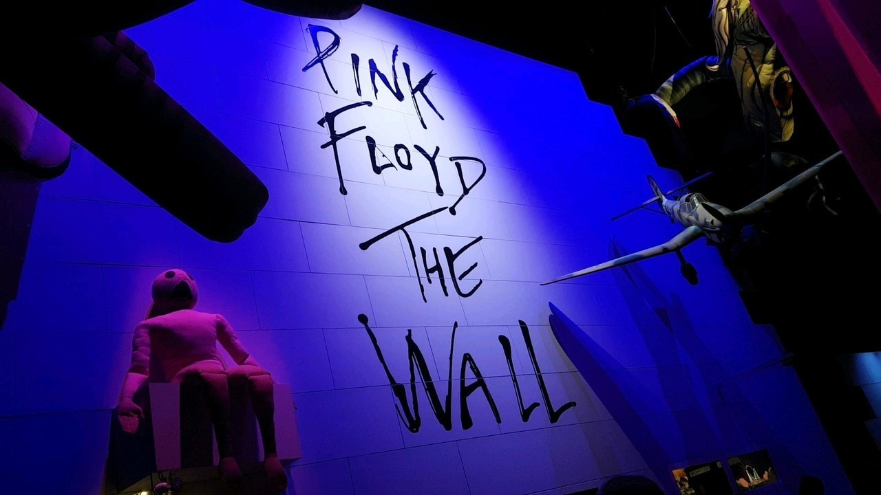 art, david gilmour, and exhibition image
