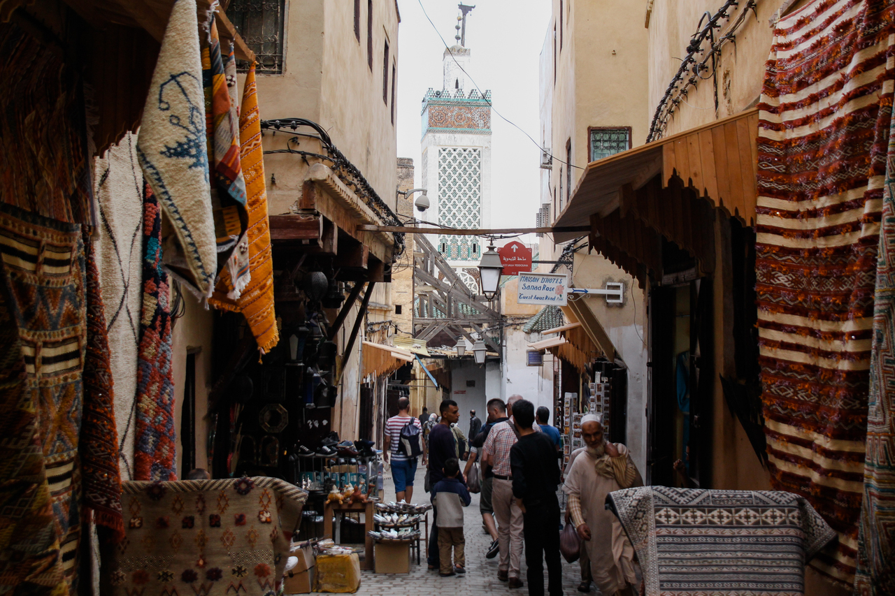 adventure, article, and moroccan image