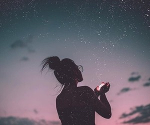 aesthetic, photos, and stars image