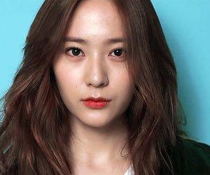 girl, krystal, and krystal jung image