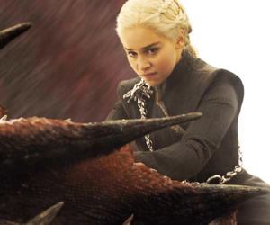 game of thrones, got, and mother of dragons image