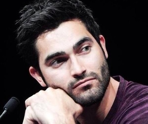 tyler hoechlin and derek hale image