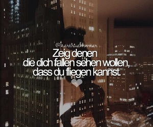 deutsch, sayings, and thoughts image