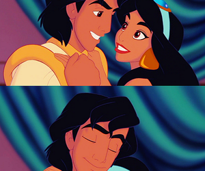 love and aladin image