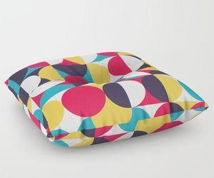 decor, design, and pillows image